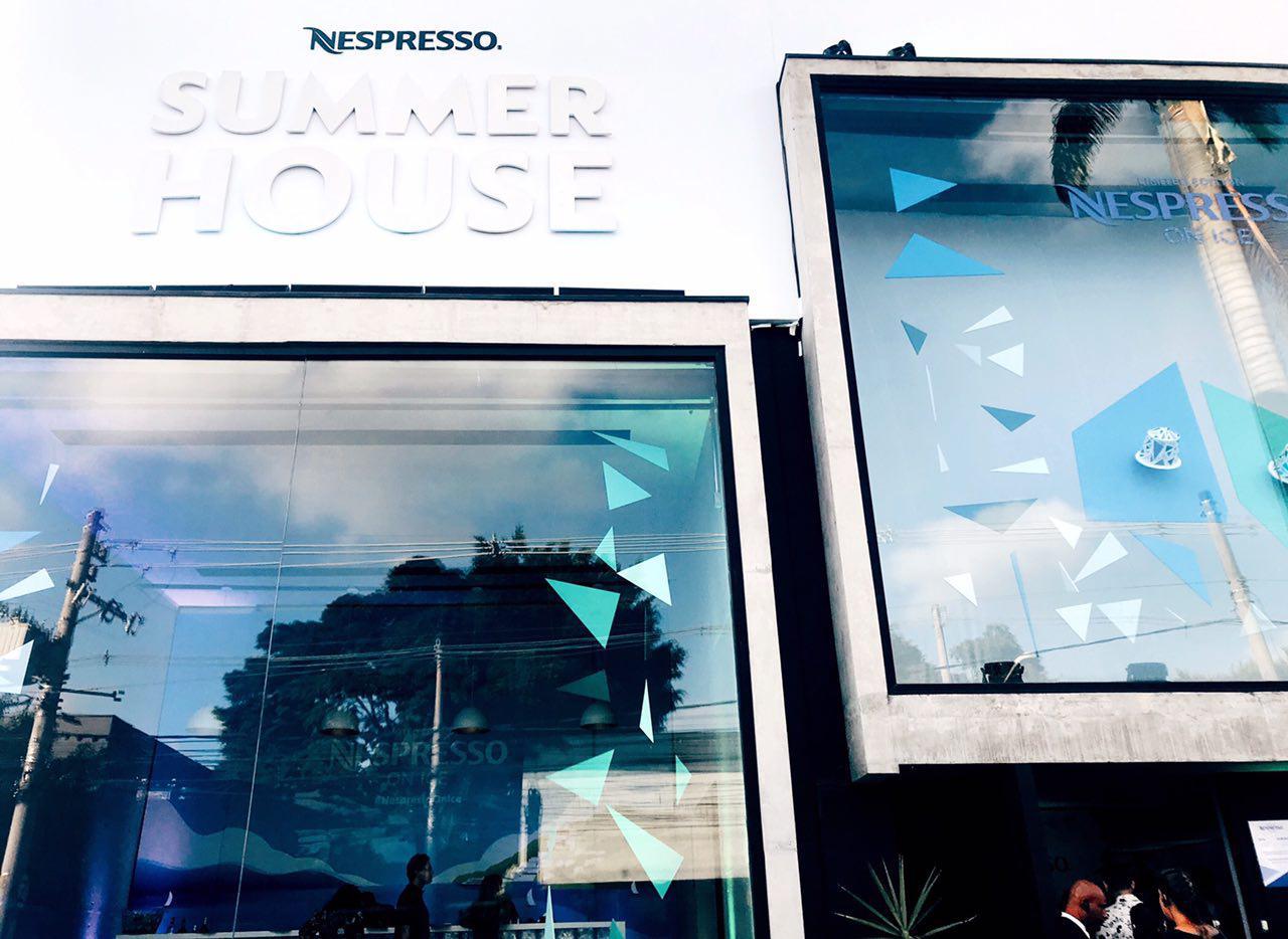 Nespresso Summer House – o dia que fui em um evento de café