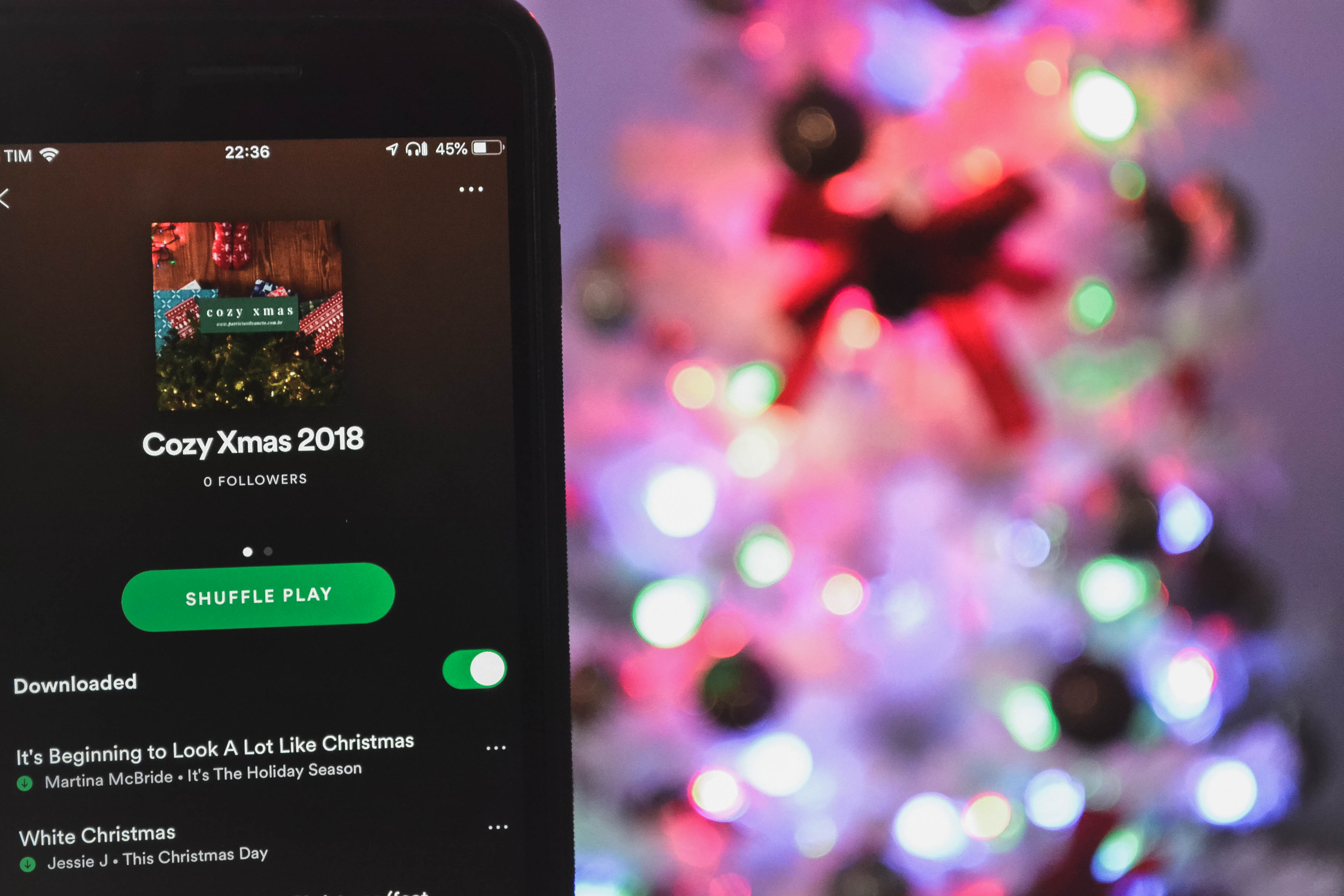 Playlist para começar a entrar no clima natalino!